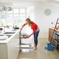Mách bạn cách dọn bếp sạch nhanh, an toàn đón Tết