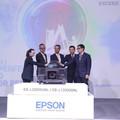 Epson ra mắt dòng máy chiếu Laser đầu tiên