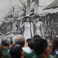 Tái hiện ký ức Hà Nội đón mừng đoàn quân giải phóng