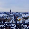 Ngắm Copenhagen vào một ngày mùa đông