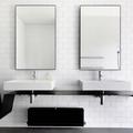 Chọn gương nào cho phòng tắm?