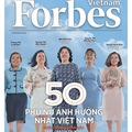 50 phụ nữ ảnh hưởng nhất Việt Nam 2019 theo Forbes