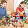 Nên chọn đồ chơi cho trẻ như thế nào?
