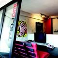 Căn hộ studio mang phong cách pop-art