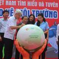 """Hải Dương: phát động chương trình """"Thiếu nhi Việt Nam tìm hiểu và tuyên truyền bảo vệ môi trường"""""""