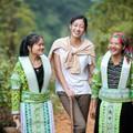 Hoa hậu Lương Thùy Linh thực hiện dự án nhân ái tại Cao Bằng