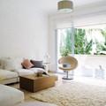 Căn hộ màu trắng phong cách Zen hiện đại