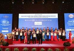 Malloca Việt Nam Được Vinh Danh Top 500 DN tăng trưởng nhanh nhất VN 2018