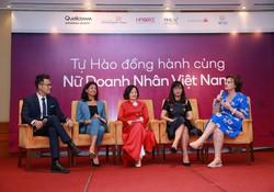 Qualcomm và Quỹ Cherie Blair ra mắt ứng dụng HerVenture hỗ trợ nữ doanh nhân Việt Nam