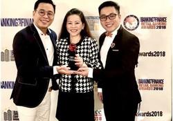 """FWD đạt giải thưởng """"Sáng kiến Marketing của năm"""" của Châu Á"""