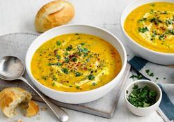 Soup và bánh mỳ cho ngày mưa