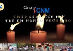 Cùng iCNM thắp sáng ước mơ cho trẻ em nghèo vượt khó