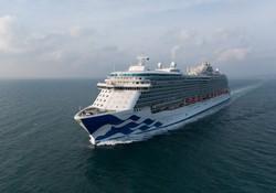 Princess Cruises tăng 40% tour du thuyền đẳng cấp đến Việt Nam