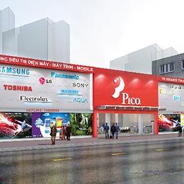 Pico khai trương hai siêu thị mới