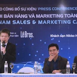 Vietnam Sales & Marketing Camp 2016 sẵn sàng khai cuộc