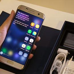 Galaxy S7 edge giành Giải thưởng Tin & Dùng Việt Nam 2016