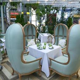 Khanhcasa Vegetarian & Tea Garden – Điểm đến của sự lãng mạn và bay bổng