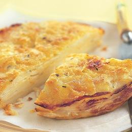 3 món bánh từ khoai tây chắc chắn bé thích mê