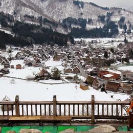 Shirakawa-go: làng cổ đẹp như tranh của Nhật Bản