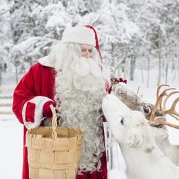 Thăm ngôi làng của ông già Noel giữa mùa Giáng sinh
