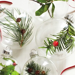 10 ý tưởng tự trang trí nhà đón Noel