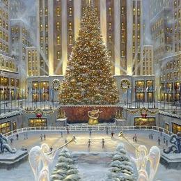 """Tận hưởng một Giáng sinh New York """"như trong phim"""""""
