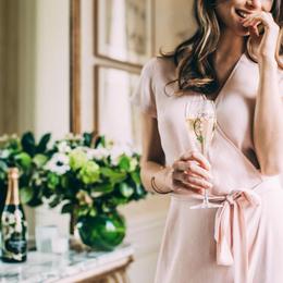 Năm mới, tình yêu và Champagne