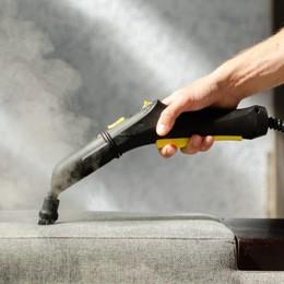 Có nên sử dụng các thiết bị làm sạch bằng hơi nước?