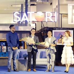 Ra mắt sản phẩm nước đóng chai tinh khiết Satori