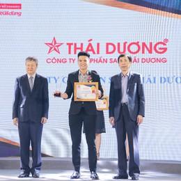 Sao Thái Dương: 20 năm gắn bó với người tiêu dùng Việt Nam