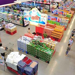 Cơn lốc giá sốc tại MM Mega Market