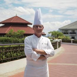 Khách sạn InterContinental Hanoi Westlake chào đón bếp trưởng mới