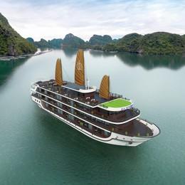 Ra mắt du thuyền 5 sao La Regina Legend trong tháng Tám