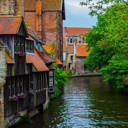 Bruges – thành phố cổ xưa trên mặt nước