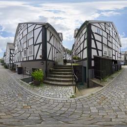 Lạc lối ở thị trấn cổ tích Freudenberg