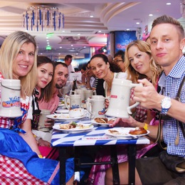 Oktoberfest Việt Nam 2018  tại Khách sạn Windsor Plaza