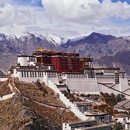 Potala – kỳ quan tôn giáo của Tây Tạng