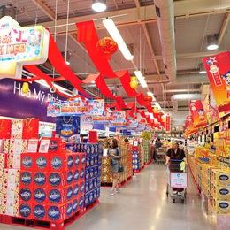 Thị trường bán lẻ Tết Nguyên đán: sẵng sàng để nhộn nhịp