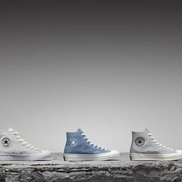 Mẫu giày mới của Converse được sản xuất hoàn toàn từ… rác thải