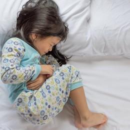Trẻ em cũng có thể mắc bệnh đại tràng