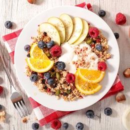 Thực phẩm ăn sáng tốt nhất cho sức khỏe