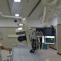 Nâng tầm dịch vụ khám chữa bệnh với phòng can thiệp tim mạch mới tại Viện Tim mạch Việt Nam
