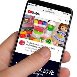 YouTube thay đổi chính sách làm clip cho trẻ em