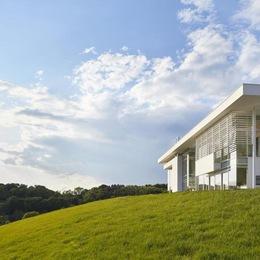 Ngắm nhìn ngôi nhà từng được giải thưởng kiến trúc của Mr Bean