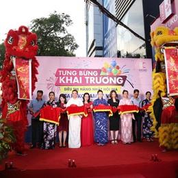 Sakuko Việt Nam khai trương siêu thị thứ 2 tại tỉnh Vĩnh Phúc