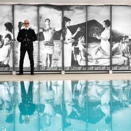 Khi Karl Lagerfeld thiết kế nội thất...