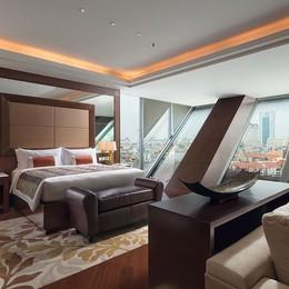 Phòng Tổng thống khách sạn JW Marriott Hanoi: liệu ông Trump có lựa chọn?