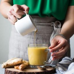 Sữa nghệ - siêu đồ uống cho sức khỏe