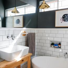 10 ý tưởng để tự décor phòng tắm nhỏ