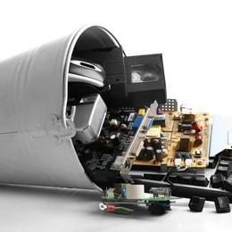 Rác thải điện tử và những nguy hại cho môi trường